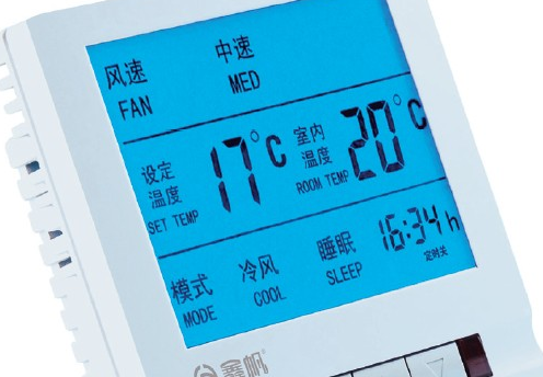 电地暖控制器的指示灯简单介绍资讯生活